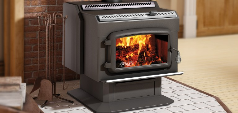 Special Offer HT-2000 Wood Stove - Only 1499CA$