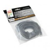 """3/4"""" (FLAT) X 6' BLACK SELF-ADHESIVE GLASS GASKET"""
