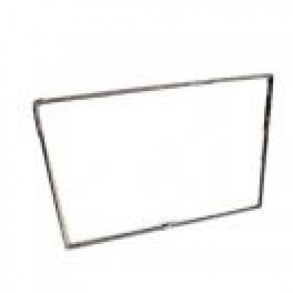 "10 3/16"" X 17 1/8"" REPLACEMENT GLASS WITH GASKET AND DROLET LOGO"