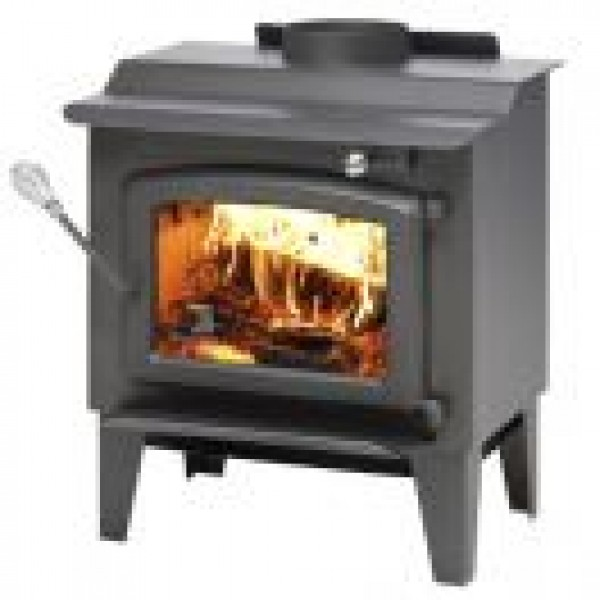 CENTURY - S244 WOOD STOVE ON LEGS