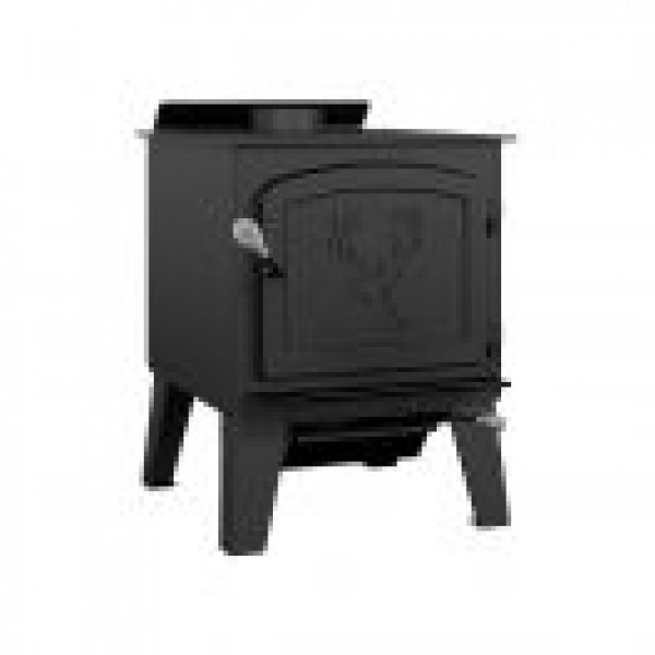 DROLET - BLACK STAG II WOOD STOVE