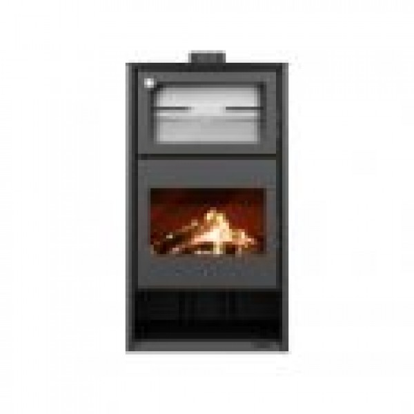DROLET - ATLAS WOOD BURNING COOKSTOVE