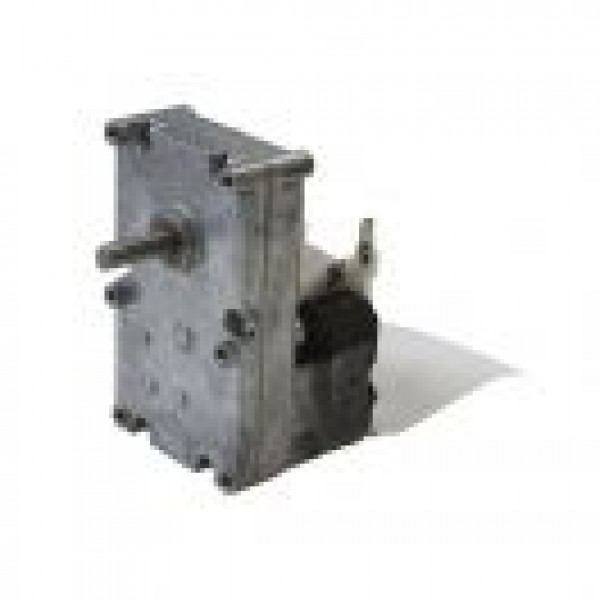 GEAR MOTOR FOR PELLET STOVE 2.4 RPM (replaces 44107)