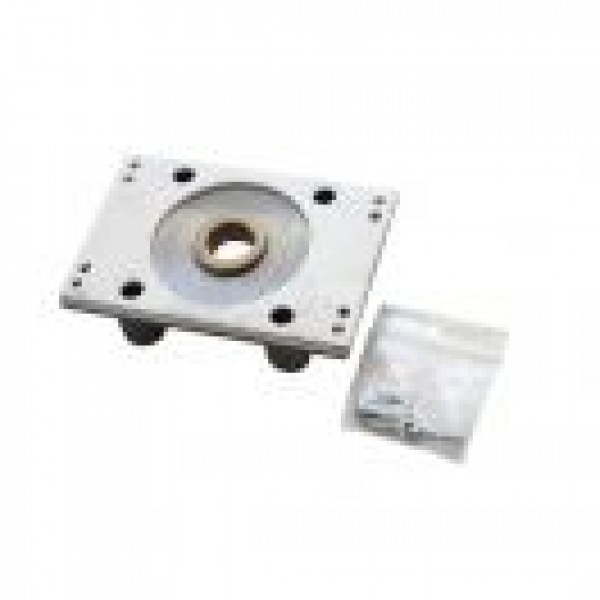 GEAR MOTOR SUPPORT WITH INSULATION