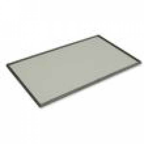 REPLACEMENT GLASS WITH GASKET 249 mm x 434 mm