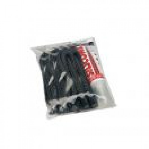 """SILICONE AND 7/8"""" X 9' BLACK GASKET KIT"""