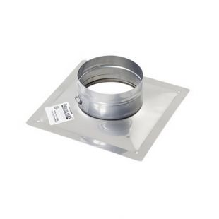 13'' X 13'' TOP PLATE FOR 6'' FLEX LINER