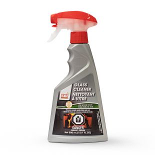 WOOD HEATER GLASS CLEANER (500 mL)