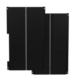 BLACK DECORATIVE SIDE PANELS