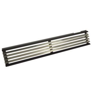 BRUSHED NICKEL LOUVER KIT