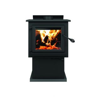 CENTURY - FW3200 WOOD STOVE ON PEDESTAL
