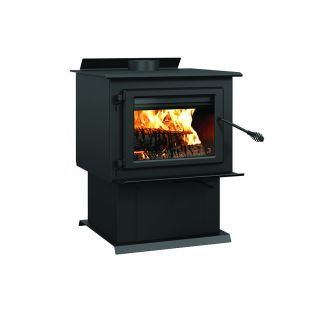 CENTURY - FW3500 WOOD STOVE ON PEDESTAL