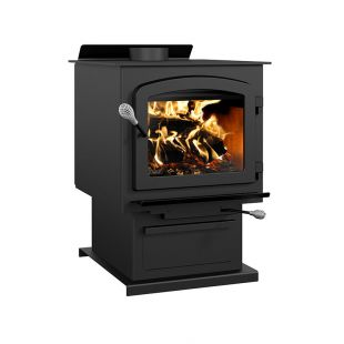 DROLET - MYRIAD III WOOD STOVE WITH BLOWER