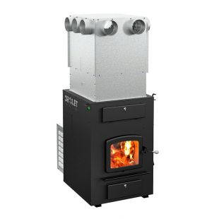DROLET - HEAT COMMANDER WOOD FURNACE