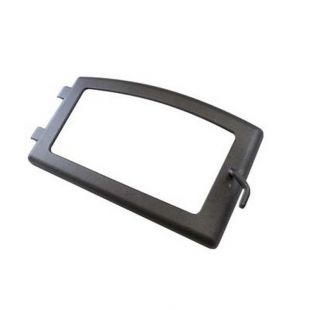 DOOR FRAME WITH HANDLE AND GASKET WITHOUT GLASS
