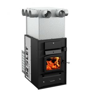DROLET - HEATMAX II WOOD FURNACE