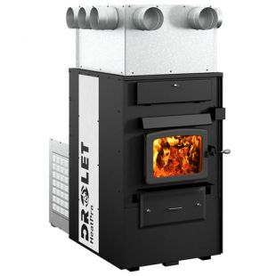 DROLET - HEATPRO WOOD FURNACE