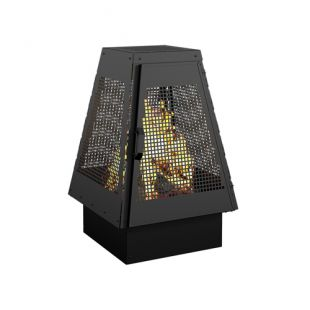 DROLET - MISTRAL OUTDOOR WOOD BURNING FIREPLACE