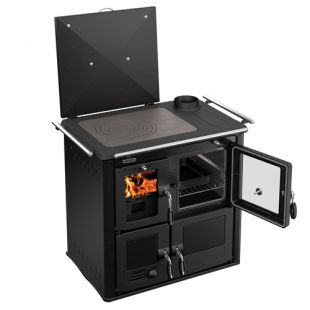DROLET - OUTBACK CHEF WOOD BURNING COOKSTOVE
