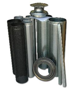 WILDCAT STANDARD TRIPLE SKIN FLUE KIT