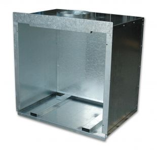 ECOMAXX ZERO CLEARANCE ENCLOSURE - NO FLUE