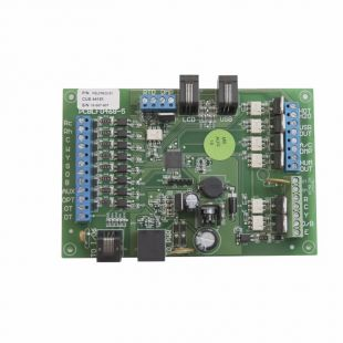 LIMIT MAIN CONTROL BOARD WITH PROGRAM