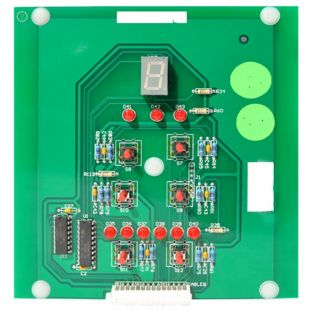 PROGRAMMED CONTROL BOARD 45 SERIE (VERSION 2)