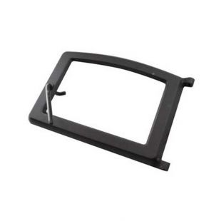 S244 CAST IRON DOOR WITH HANDLE, GASKET AND SILICONE