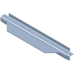 FRONT BAFFLE SUPPORT EXTENSION (2S202)