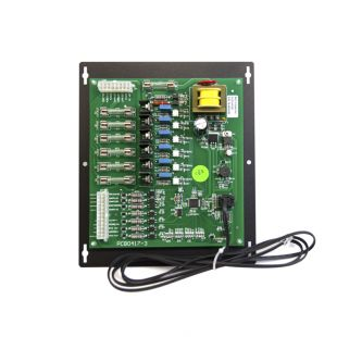 PC BOARD WITH HOUSING