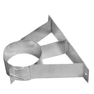 """SELKIRK PL VENT WALL BAND (4""""Ø)"""