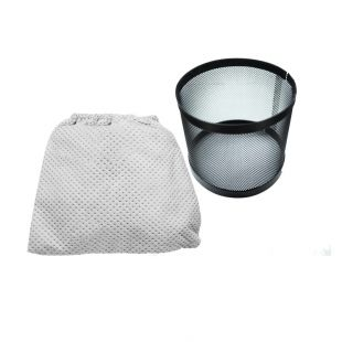 SOOTSTOP FABRIC PRE-FILTER WITH METAL FILTER FOR AC02582 ASH VACUUM