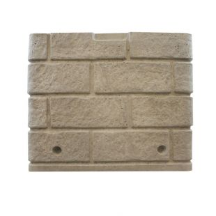 RIGHT OR LEFT SIDE REFRACTORY BRICK